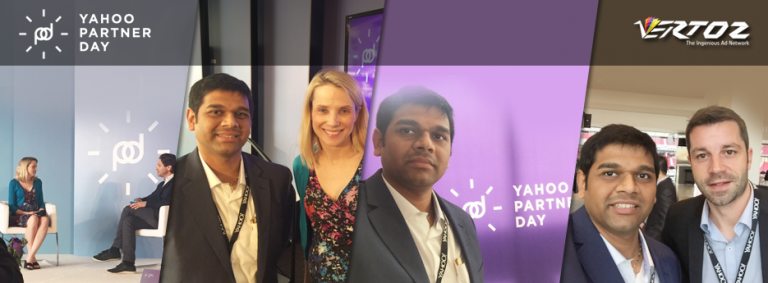Yahoo Partner Day 2015 rolls out the purple carpet for its partners!