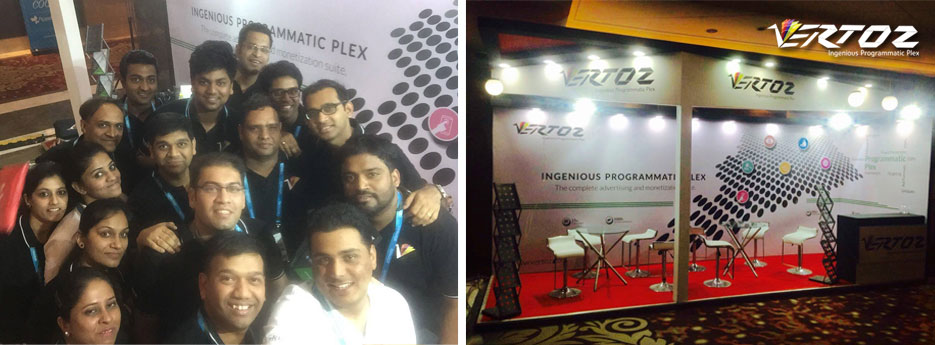 Thank you for visiting us at Adtech New Delhi 2016!
