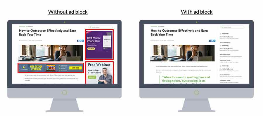 What is ad blocker, how it works, how many people are currently using ad blockers