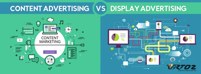 Content Advertising Vs Display Advertising