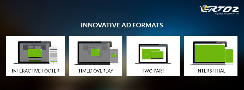 innovative ad formats Engagement ads