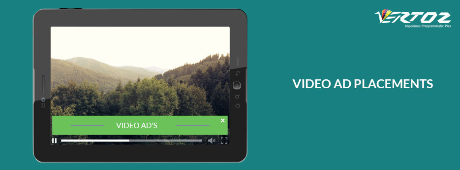 where to place video ads