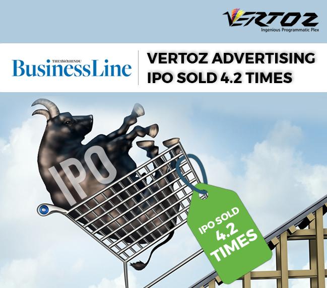 Vertoz Advertising IPO