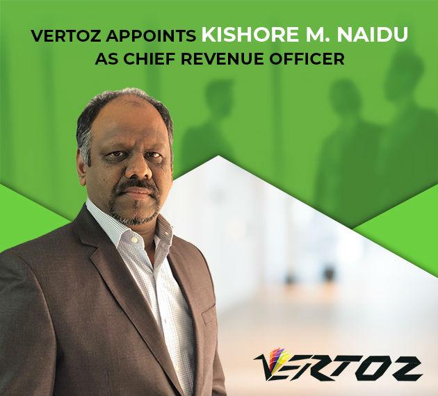 Kishore M. Naidu