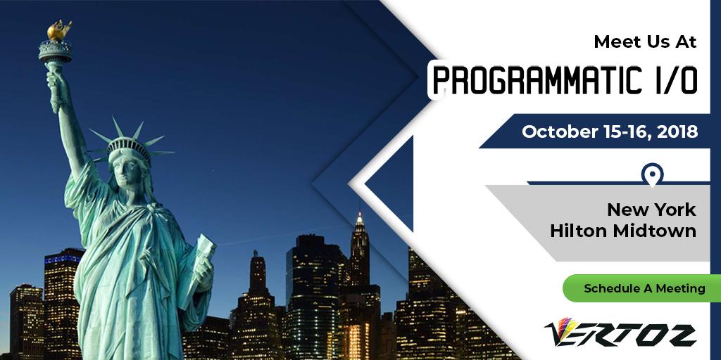 Programmatic I/O 2018