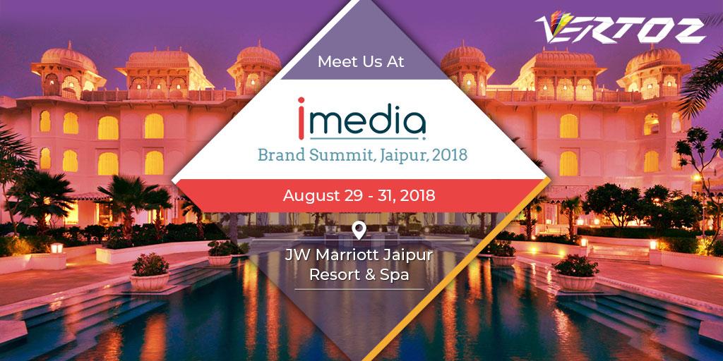 iMedia Brand Summit Jaipur