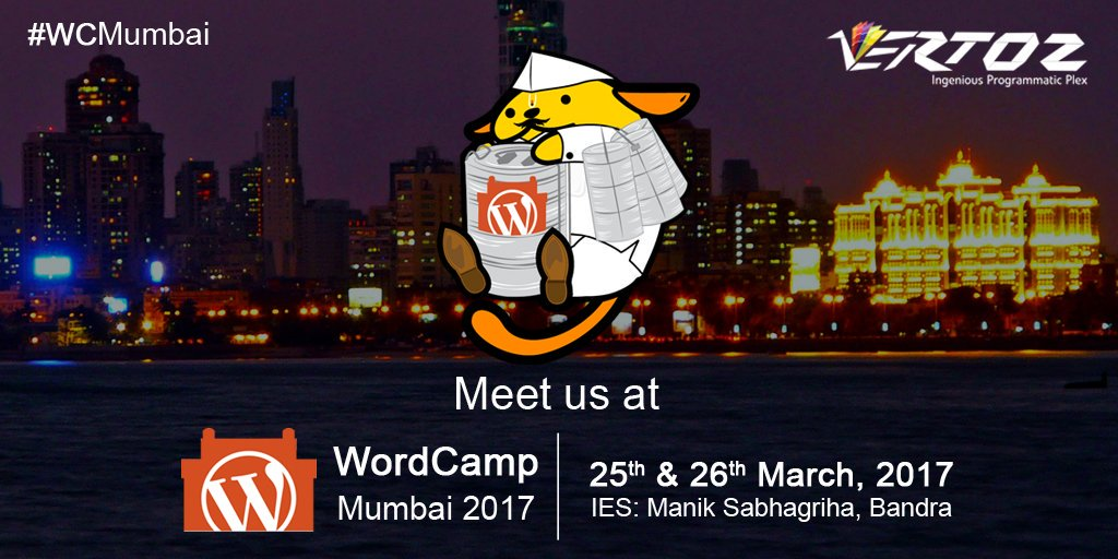 WordCamp Mumbai 2017