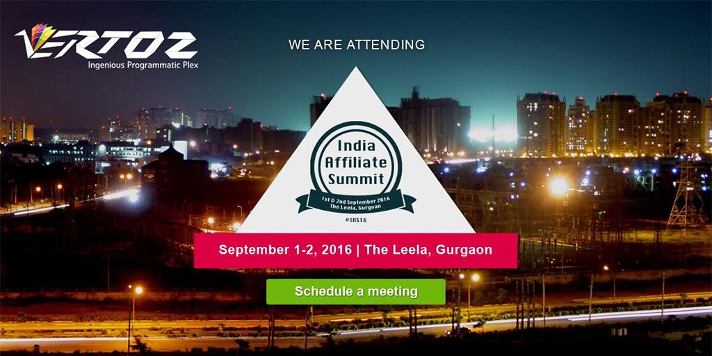 India Affiliate Summit 2016