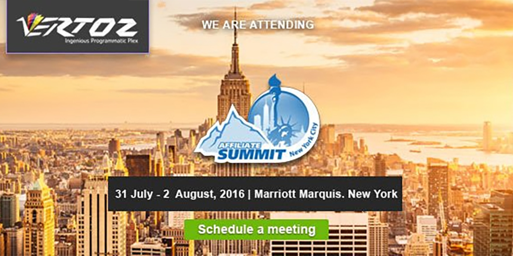 Affiliate Summit 2016