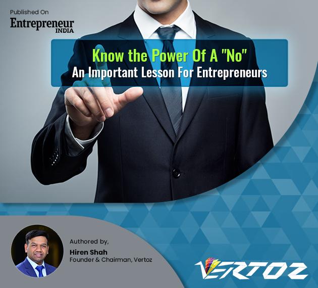 Entrepreneur lesson