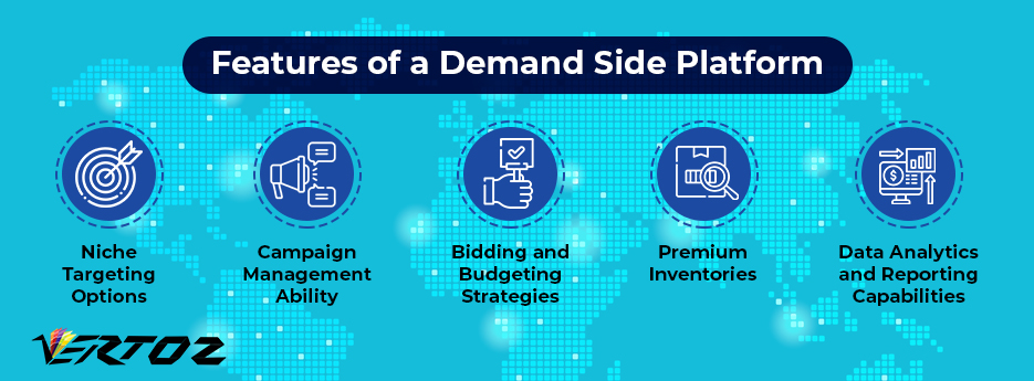 Features of a Demand Side Platform