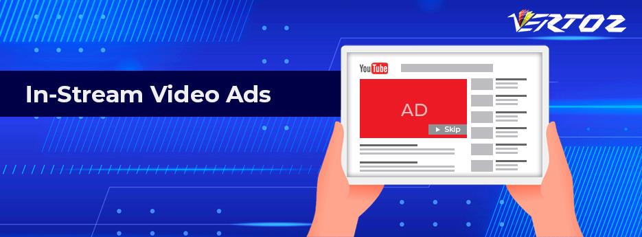 Instream video ads
