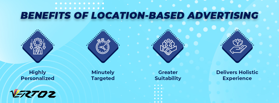Benefits of location-based advertising
