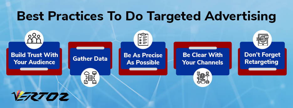 Best practices for targeted advertising