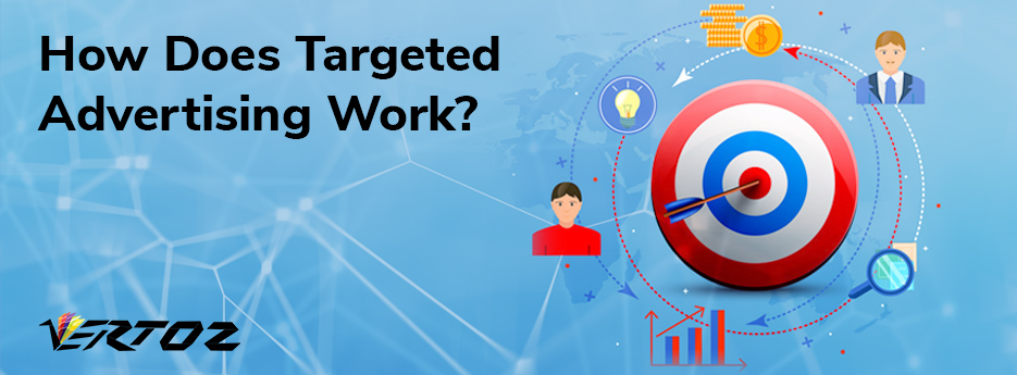 Working of targeted advertising